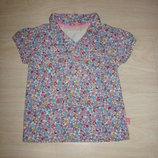 Рубашка футболка на девочку 2-3 года