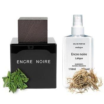 Духи Реплика мировых брендов 110 мл Lalique Encre noire