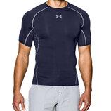 футболка термобелье Under Armour HeatGear 1257468-410