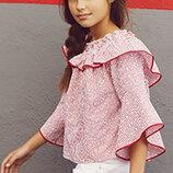 Топ блуза для девочки 8, 10, 12, 14 лет, ToBeToo Италия.