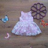 Кружевное платье Next для Little Princess