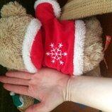 Новогодние мягкие игрушки Винни пух дисней мишка и олень