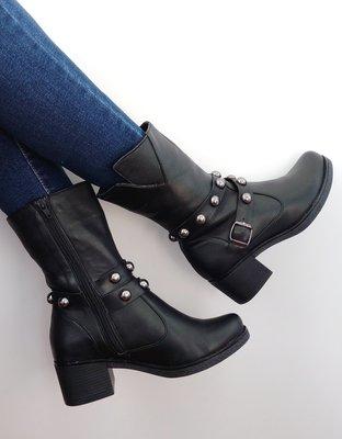 Кожаные демисезонные ботинки 36,38,41р