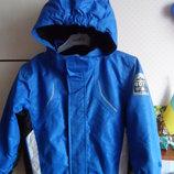 Яркая деми куртка lupilu 98-104р