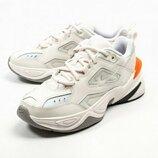 Женские бежевые кроссовки Nike Air Max M2K Tekno. Топ качество Ааа. Лицензия