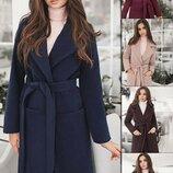Демисезонное пальто на подкладке Сприн