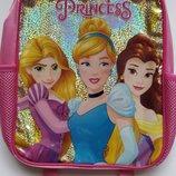Блестящий рюкзак принцессы Дисней Рапунцель Бель и др