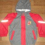 Прорезиненная куртка-дождевик Lupilu р. 98-104