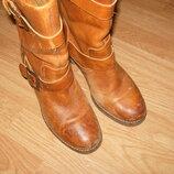 Сапоги, ботинки, полусапоги Нobbs, нат кожа, 39 разм