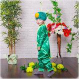 Карнавальный костюм кузнечика для мальчика от 4 до 7 лет