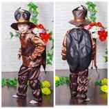 Карнавальный костюм жука от 4 до 7 лет