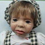 Обмен Испанская характерная кукла куколка лялька плакса J. Mira