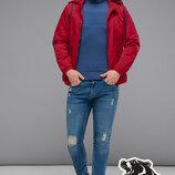 Braggart мужская куртка ветровка на осень 38399 цвета