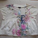 Кофта блуза размер 22 50 идет на 56-58.