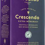 Кофе молотый Löfbergs Crescendo Bryggkaffe, 100% арабика, 450 грамм, Швеция