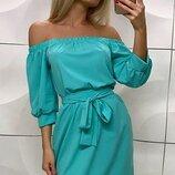 Платье на любой вкус и цвет р-ры 42 44 46