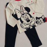 Пижамка/домашний костюм Disney/Kiabi на 18-24 месяца