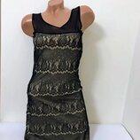 Кружевное платье в бельевом стиле