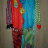 костюм карнавальный 7-8 лет рост 122-128см