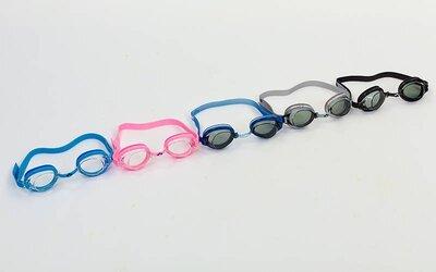 Очки для плавания детские Arena Bubble Junior 92395 поликарбонат, TPR, силикон
