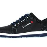 Туфли спортивные мужские в стиле известного бренда КЛС-7ч