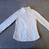 Блузка школьная фирмы H&M для девочки 7-8 лет рост 128см
