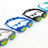 Очки для плавания с берушами Sailto KH39-A очки с берушами поликарбонат, силикон