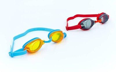 Очки для плавания детские Speedo Jet Junior 809298 поликарбонат, TPR, силикон от 6 до 14 лет