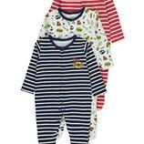 Человечки для малышей George и др. от 0-24 месяцев, Поштучно и набором.