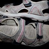 44 разм. Memphis очень удобные сандалии длина по внутренней стельке - 29 см., ширина подошвы- 11,5