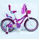 Сигма Флора 12 14 16 18 20 дюйм велосипед детский Sigma Floor