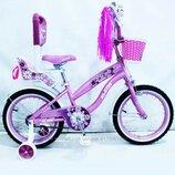 Сигма Руеда 12,14,16,18,20 дюйм велосипед детский двухколёсный для девочек Sigma Rueda