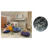 Пуф подушка детская для сидения на полу пуфик мех