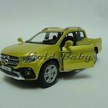 Металлическая машинка Mercedes-Benz X-Class