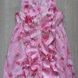 Летнее платье, сарафан для девочки Next