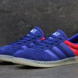 Кеды мужские Adidas Hamburg