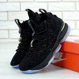 Мужские кроссовки Nike Air Lebrоn Black