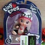 Малыш Интерактивная кукла Tiny Toes Габби Панда.