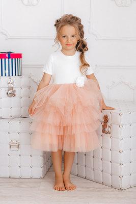 6ff25cc3f49 Детское праздничное платье на девочку np-5 Размеры 98-116  585 грн ...