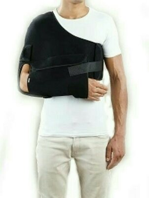Плечевой бандаж косынка закрытое дезо