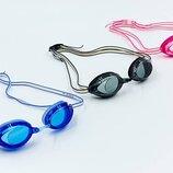 Очки для плавания детские Speedo Vanquisher Junior 8061750 поликарбонат, TPR, силикон от 6 до 14 л