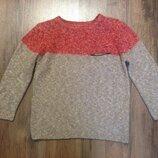Вязанный свитер Zara,р.98-104,3-4 года