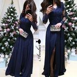 Красивое платье 2 цвета 42,44,46 размеры