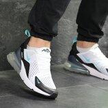 Кроссовки мужские Nike Air Max 270 white/mint 40-45р