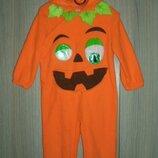 костюм карнавальный Апельсин 2-3 года рост 98см