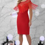 Платье Шерон, размеры S, M, L, XL.