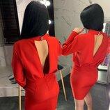 Платье 4 цвета 42,44,46 размеры