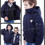 32-42, Весенняя куртка жилетка для мальчика, Детская куртка демисезонная. Детская куртка