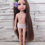 Испанская кукла Paola Reina/Паола Рейна Карол Рапунцель 32 см