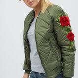 Куртка бомбер женская демисезонная 37 разные цвета